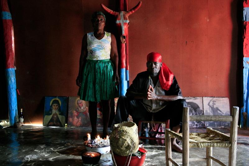Voodoo Priest, Dominican Republic