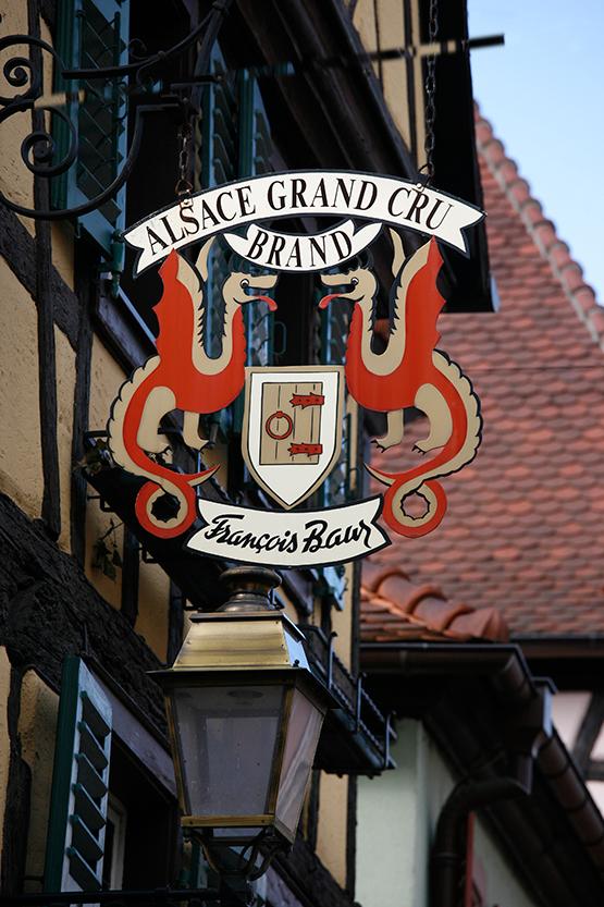 Turckheim très fière de son grand cru de Brand
