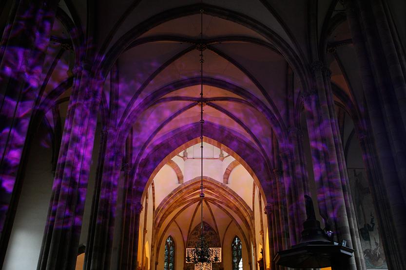 L'Eglise Saint-Thomas à Strasbourg