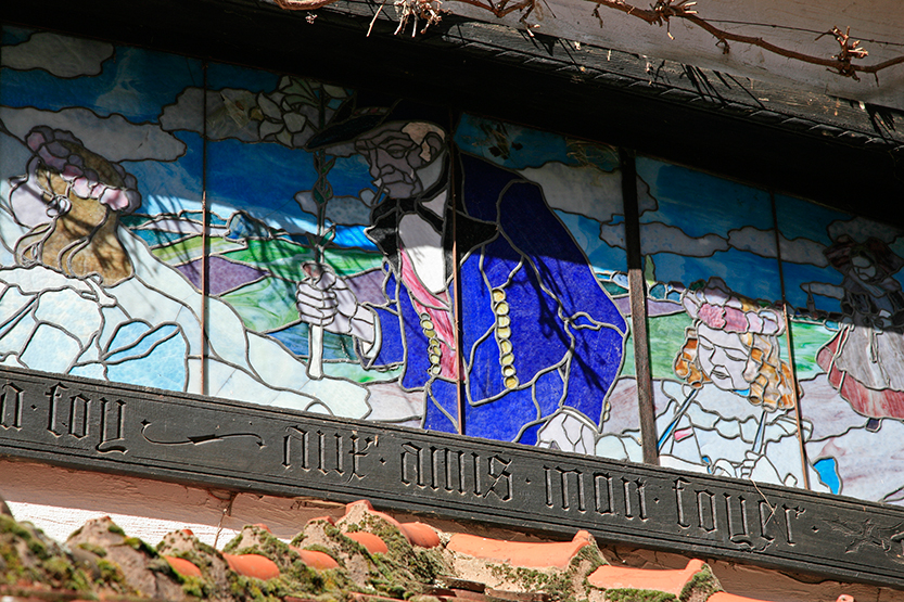 Marqueterie Spindler à Boersch Saint-Léonard