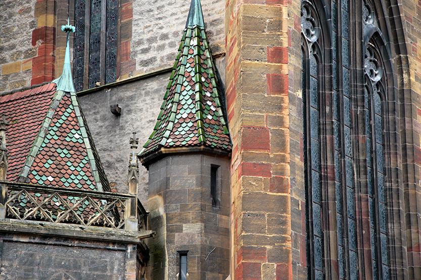 Eglise Saint-Martin à Colmar
