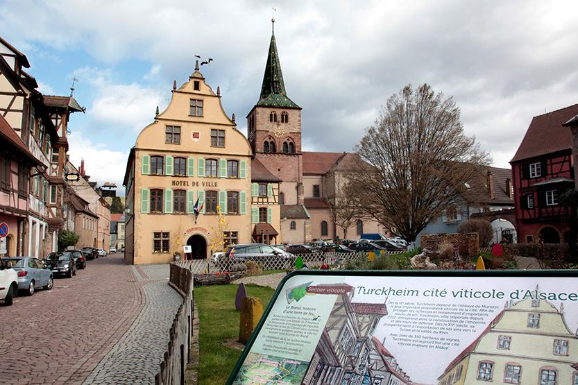 Bienvenue à Turckheim