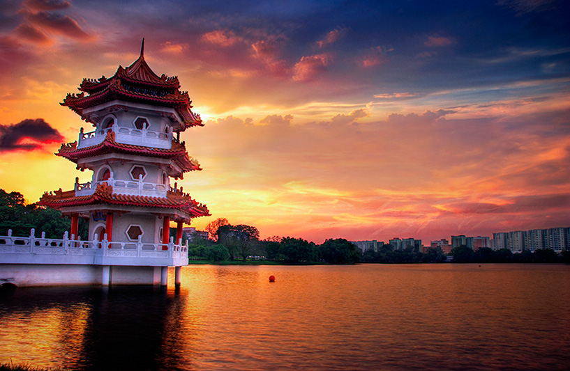 Chinese Garden - Courtesy of the STB / Photo: Rajesh Rao