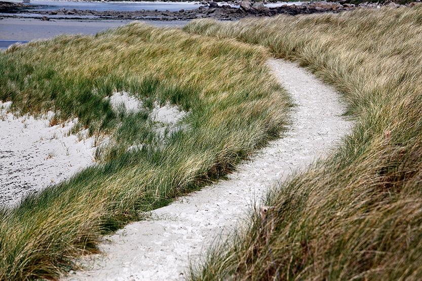 Poésie des plages de Guissény © JJS