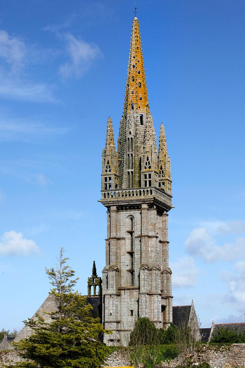 Eglise de Goulven © JJ Serol