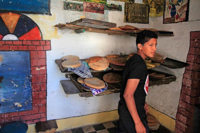 Boulanger à Azemmour
