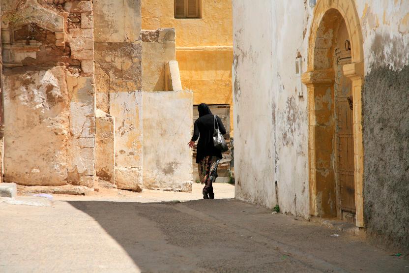 Les ombres d'El Jadida