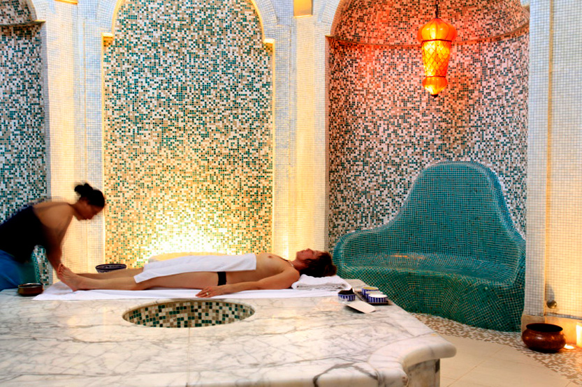 Plaisir du Spa au Mazagan Beach Resort