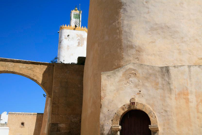 Dans l'ancienne médina de El Jadida
