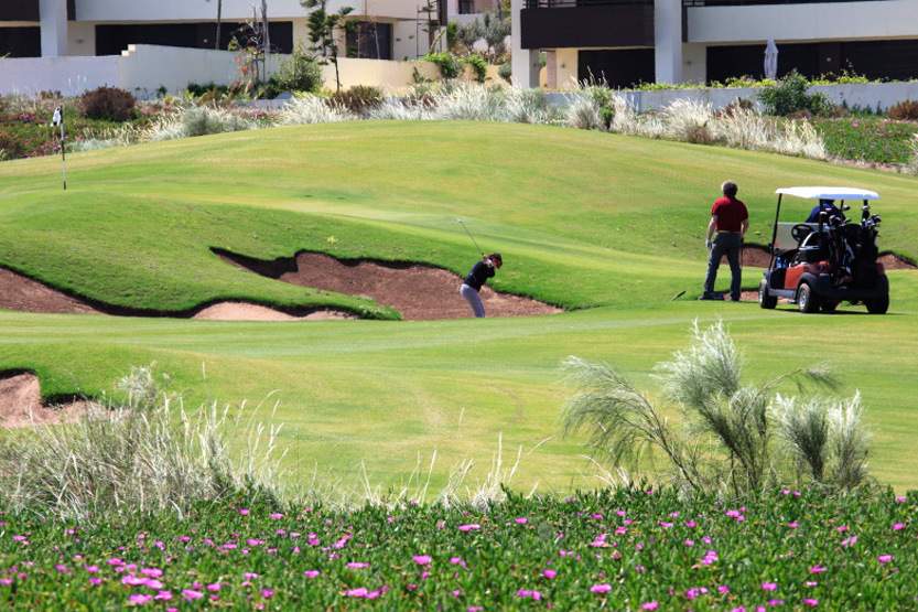 Les villas autour du Golf, Mazagan Beach Resort