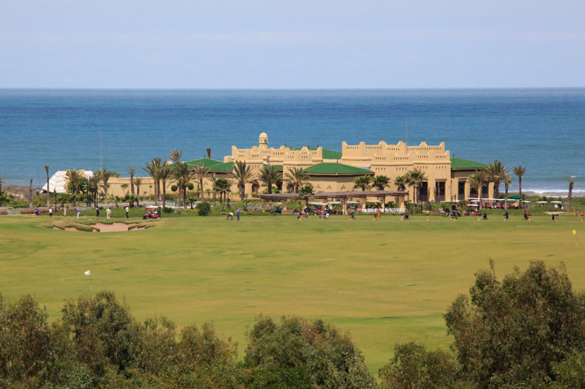 Golf Club House, Mazagan Beach Resort