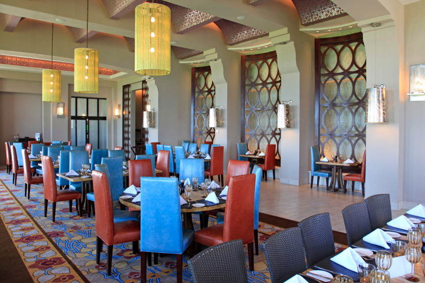 Restaurant du Club House au Mazagan Beach Resort