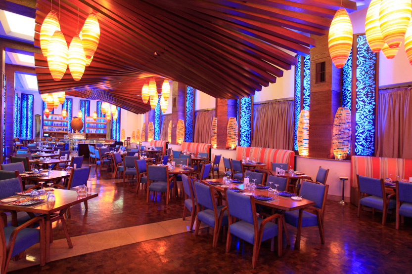 'Sel de Mer' Seafood Restaurant au Mazagan Beach Resort