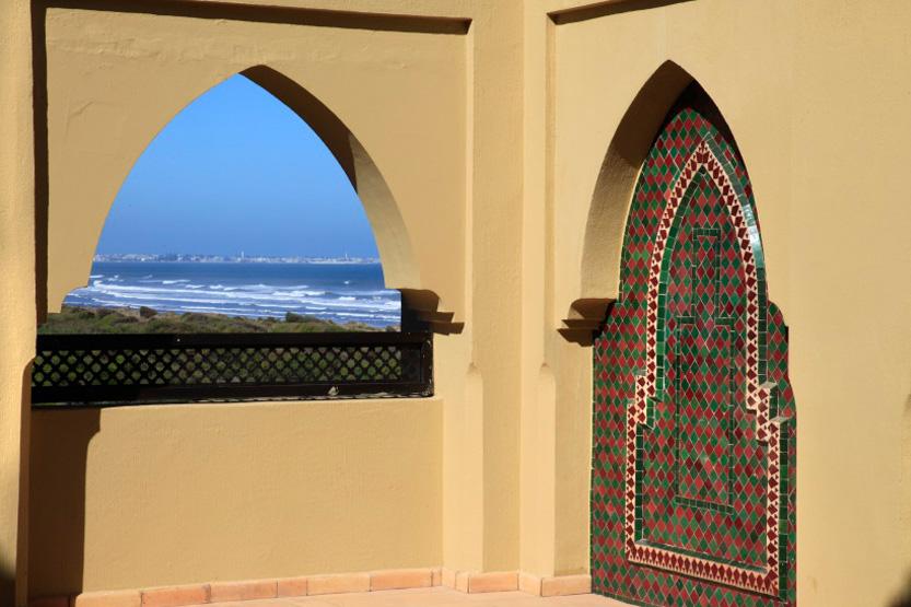 Mazagan Beach Resort, toujours une vue sur l'Atlantique...