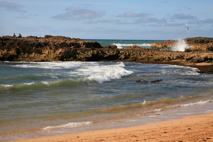 Plage d'Oualidia