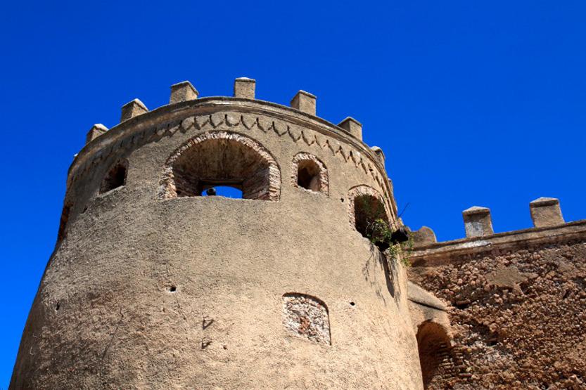 Bastion des remparts d'Azemmour