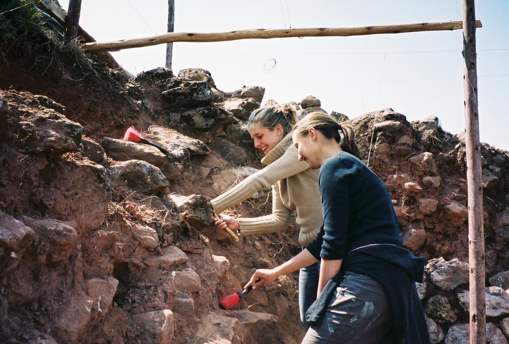 archéologie/ Pérou © ProjectsAbroad