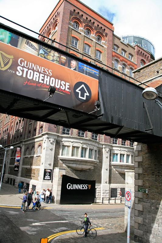 Guinness Storehouse - © Sophie Dauwe