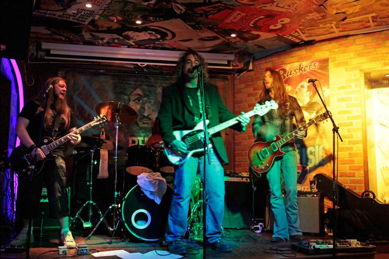 Rock à Temple Bar