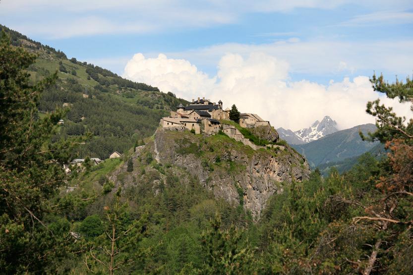 Le Fort de Château-Queyras