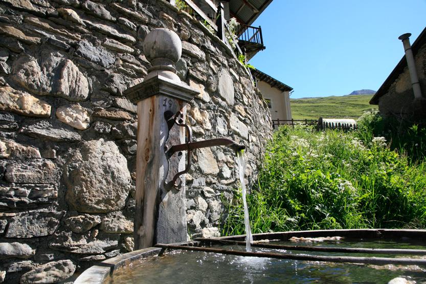 L'eau vive de St Véran