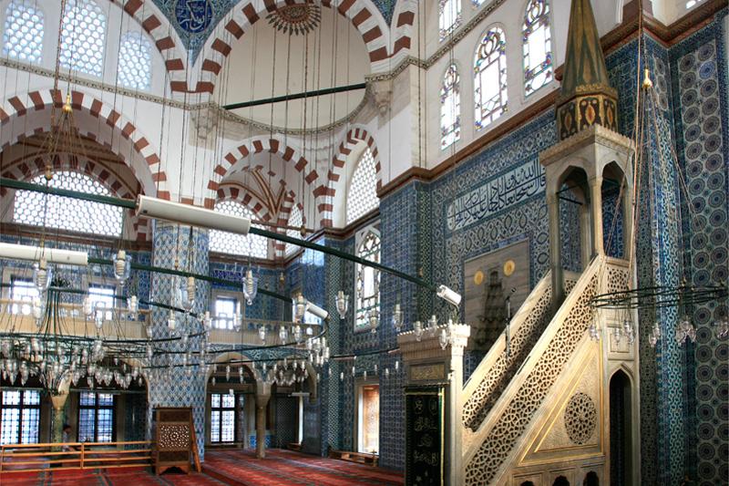 Mosquée de Rutsem Pacha...