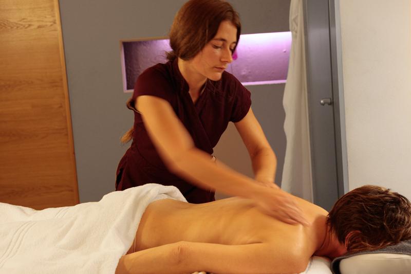 Massage Ultra-Pro par Gwen à la Clairière