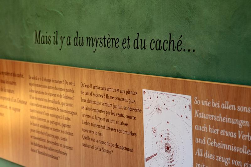 Musée Oberlin à Wildersbach
