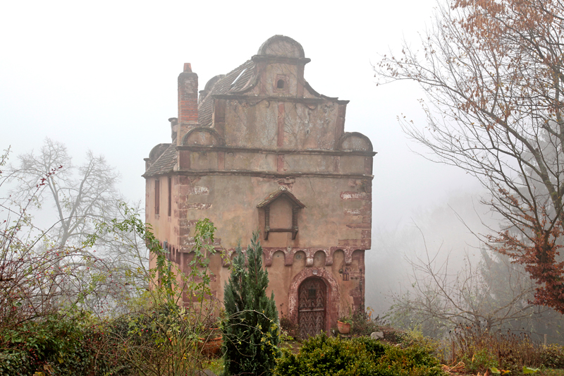 La Maison des Paiens à La Petite Pierre