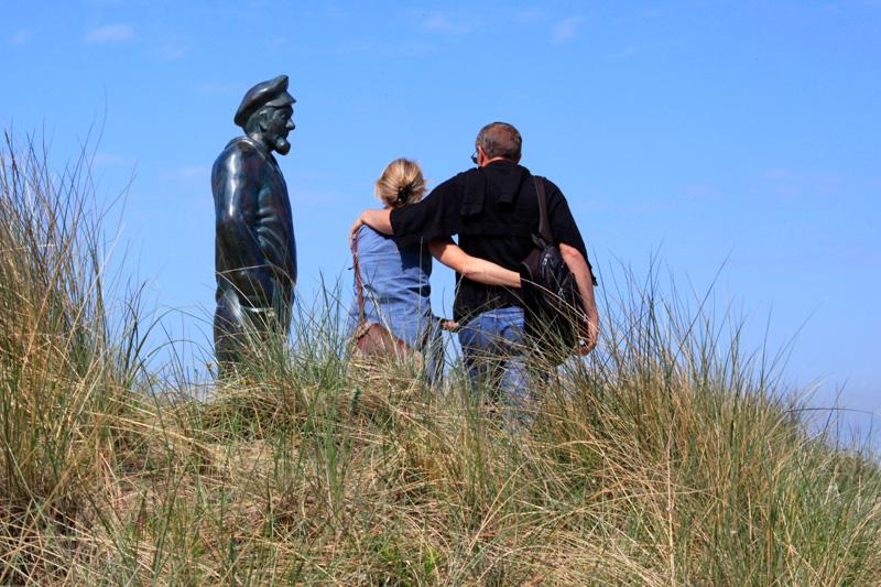 Statue de Pier Kloeffe