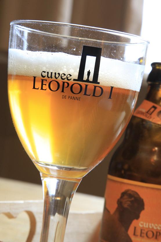 La nouvelle bière Léopold I