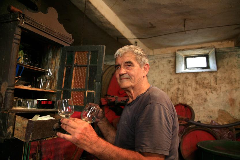 Village de vignerons de Rajac
