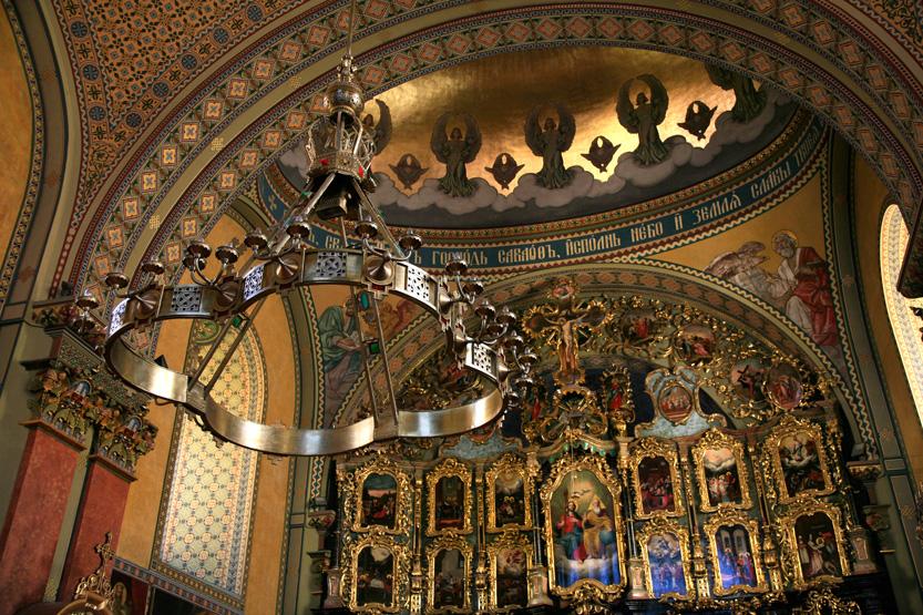 Eglise orthodoxe de Sremski Karlovci