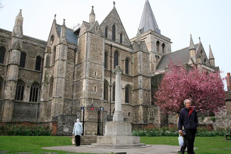 Cathédrale de Rochester