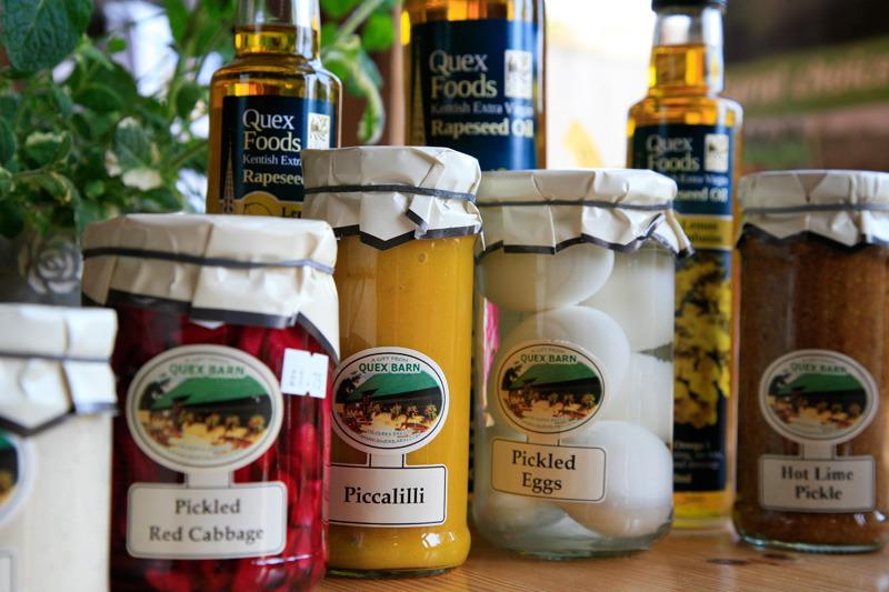 Quek Park -Kent local natural products