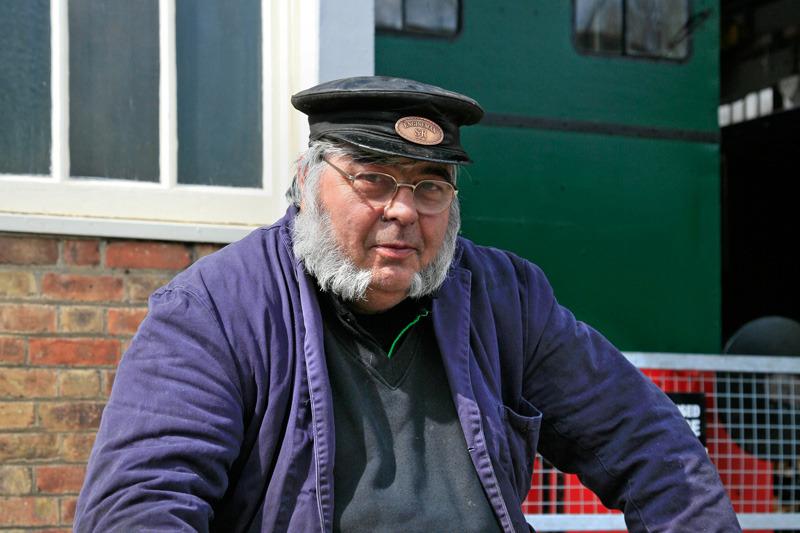 Acteur-animateur, Historic Chatham Dockyard