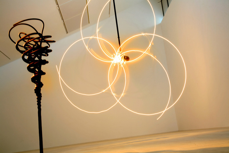 Installation artistique dans le Turner Contemporary, Margarte