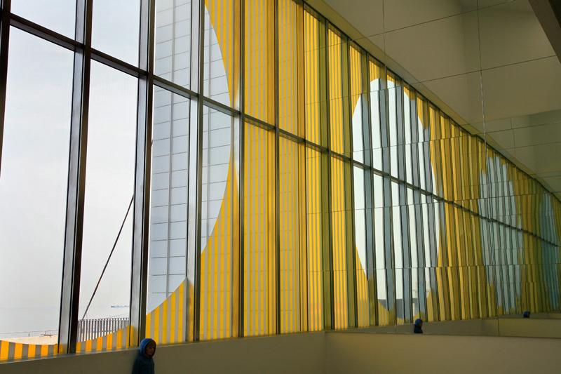 Interieur du Turner Contemporary, Margate