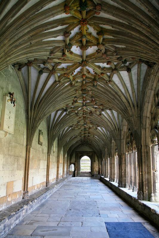 Cloître de Canterbury