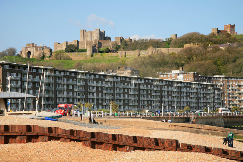 Le chateau de Douvres