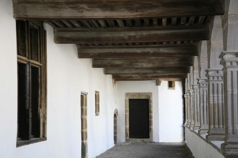 Galerie supérieure, Bastie d'Urfé