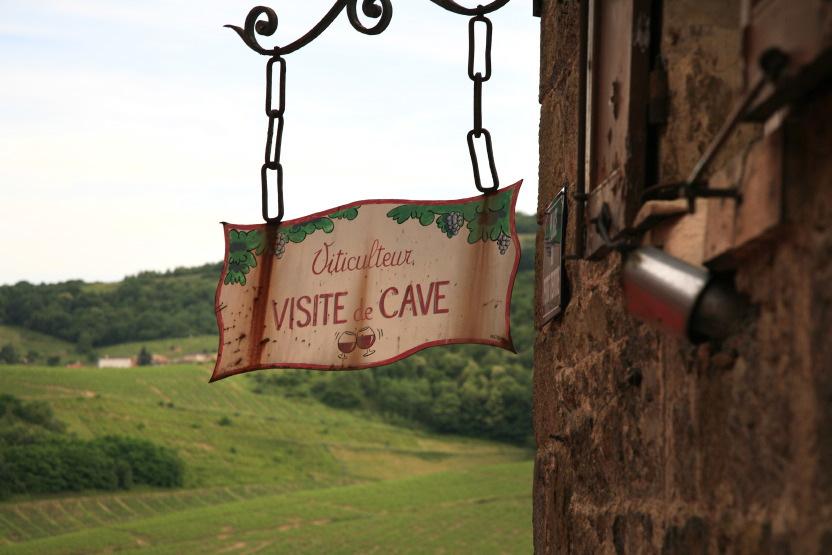 Visites conviviales des caves en Beaujolais