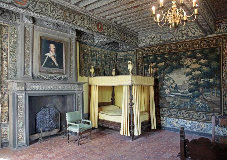Chambre des seigneurs d'Urfé