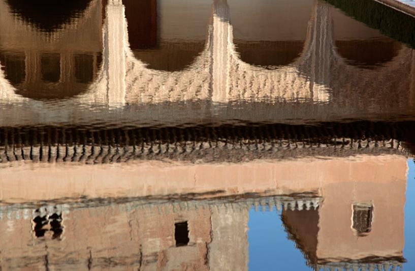 Patio des Myrtes, Palais de Comares, Alhambra