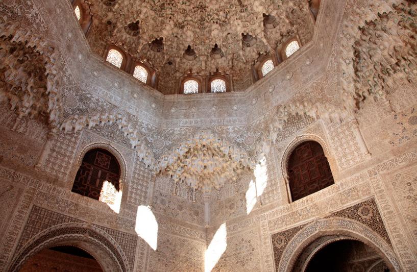 Palais grandiose de l'Alhambra, Grenade