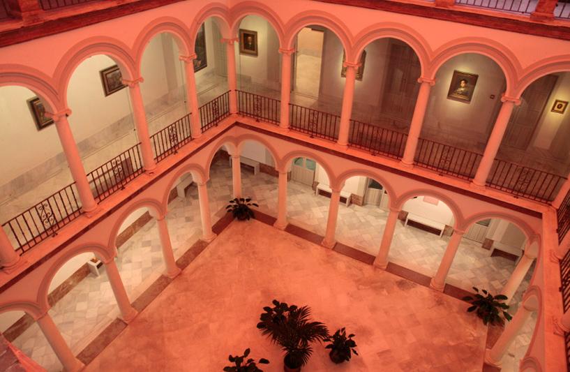 Cour intérieure de la La Casa de las Aquas, Montilla