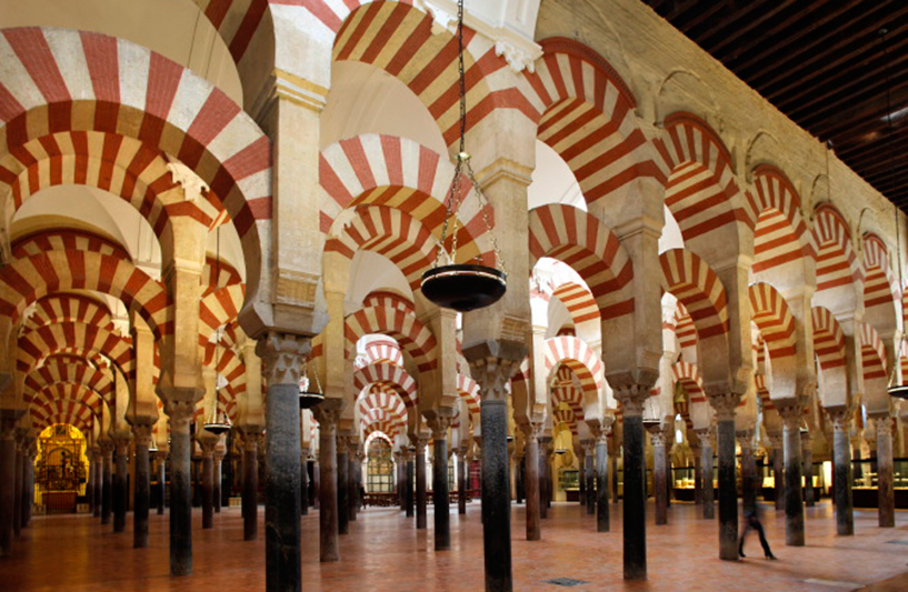 Ancienne Grande Mosquée des Omeyyades, aujourd'hui cathédrale du diocèse