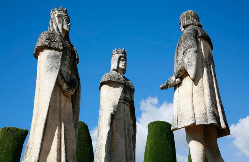 Alcazar de los Reyes Christianos, Cordoue / Cordoba