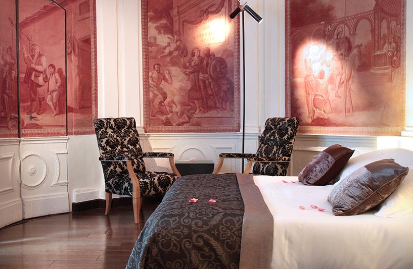 Hotel Palacio de Bailio Hospes - chambre de rêve