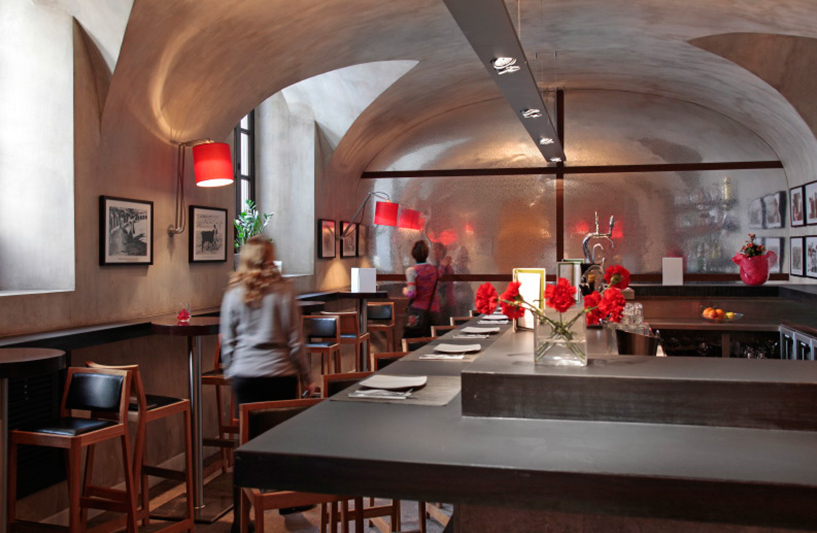 Hotel Palacio de Bailio Hospes - Bar